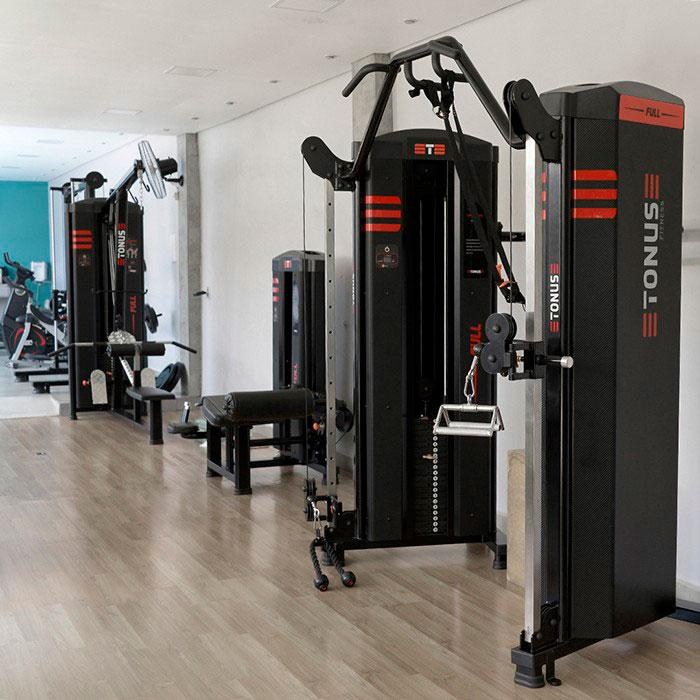 Alugar equipamentos de academia