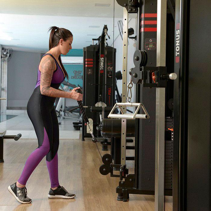 Aluguel aparelhos de musculação