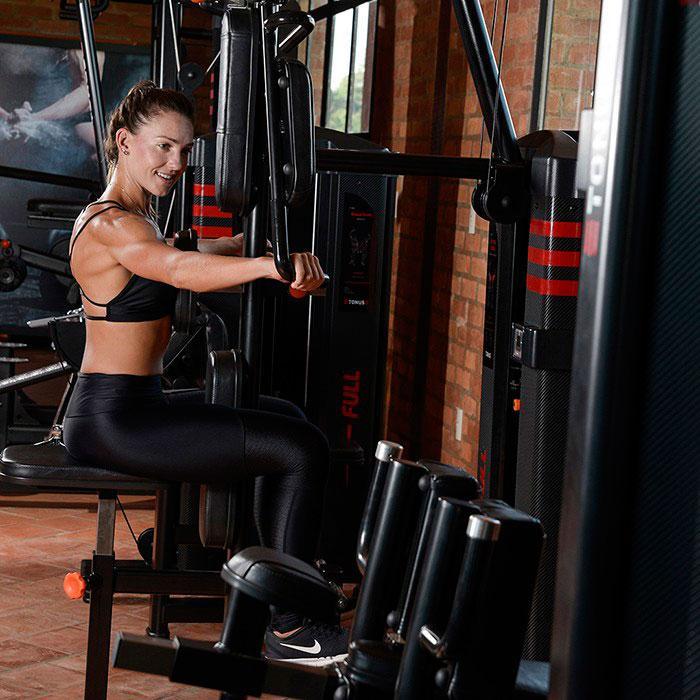 Aluguel de aparelhos de musculação sp