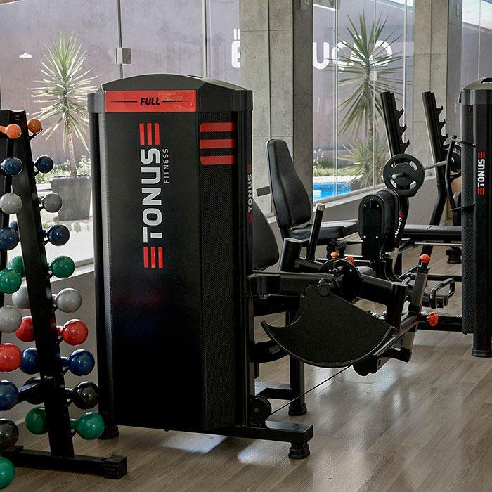 Aluguel de maquinas de musculação