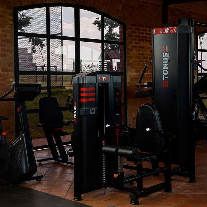 Equipamentos fitness sp