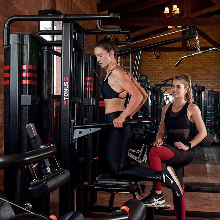 Fabrica de equipamentos fitness