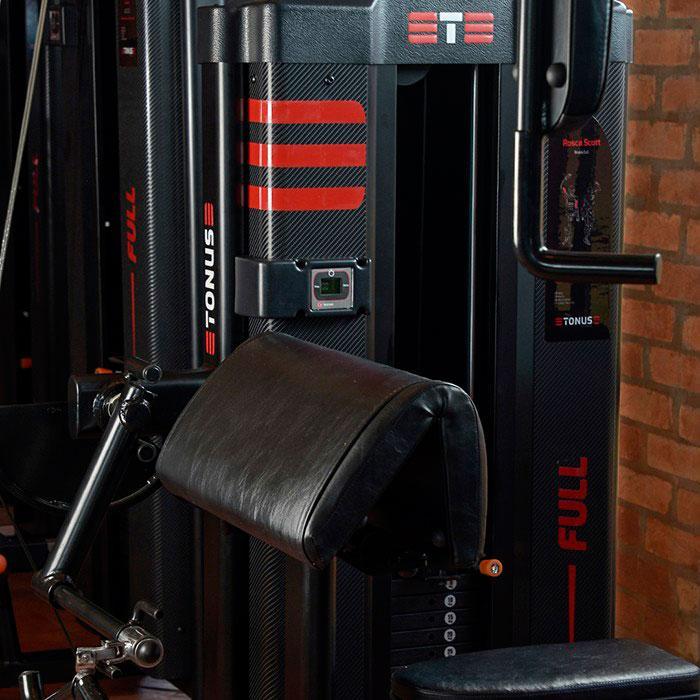 Fabricante de equipamentos de musculação