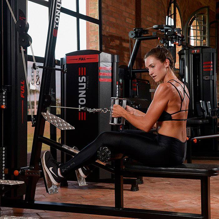 Locação de equipamentos fitness