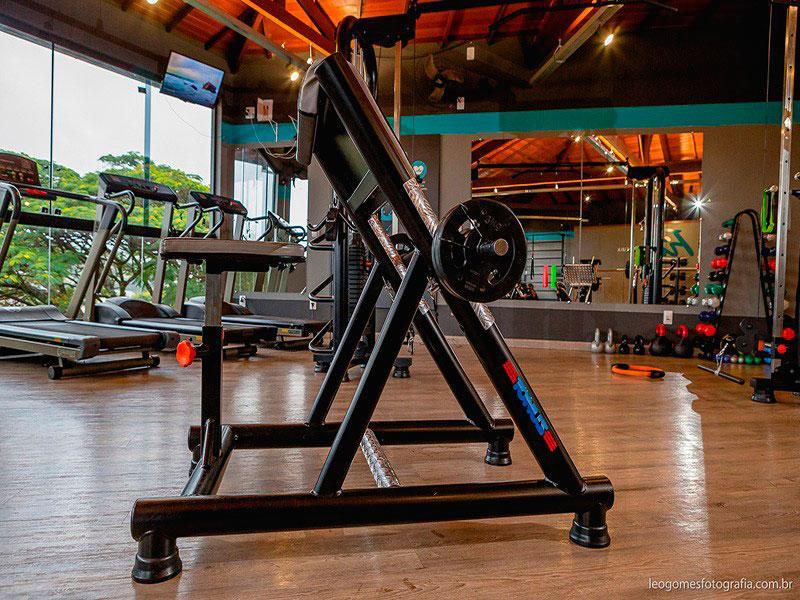 Locação de equipamentos de musculação