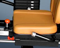 Leg press horizontal