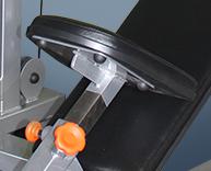 Supino inclinado máquina