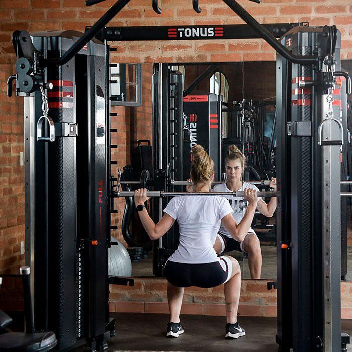 Aluguel de equipamentos para academia