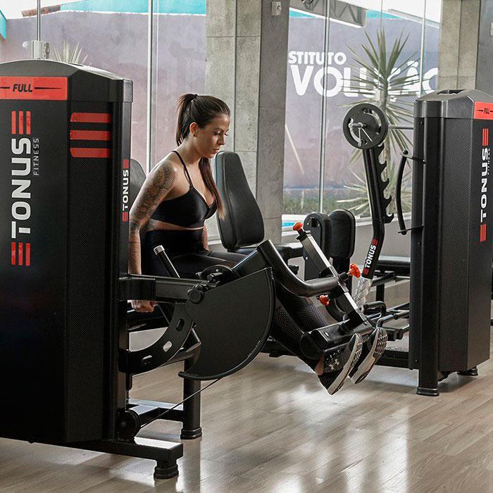 Aluguel de equipamentos fitness