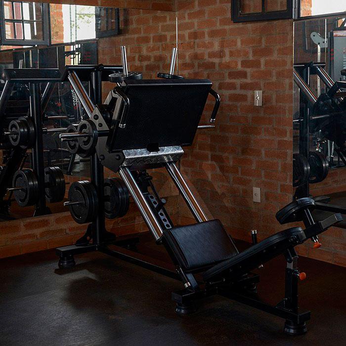 Fabrica de aparelhos de musculação