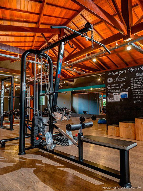Fabricante de equipamentos fitness