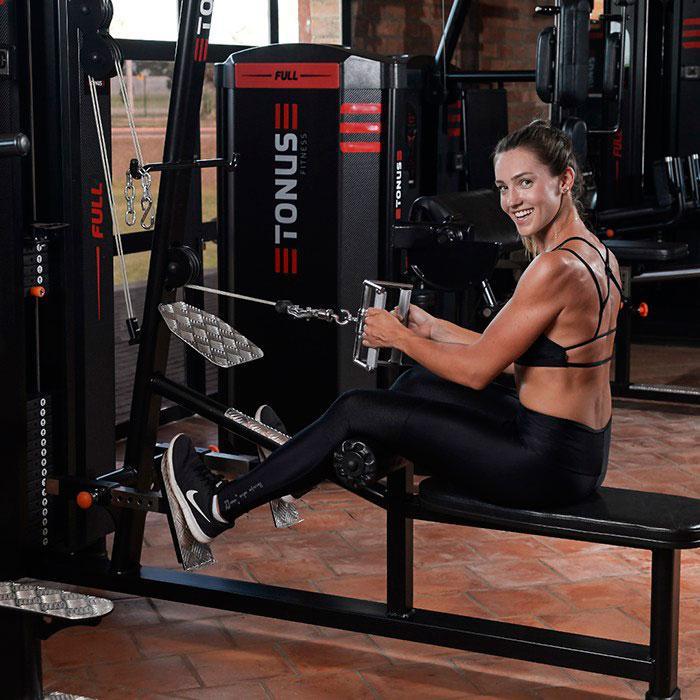 Locação de aparelhos de musculação