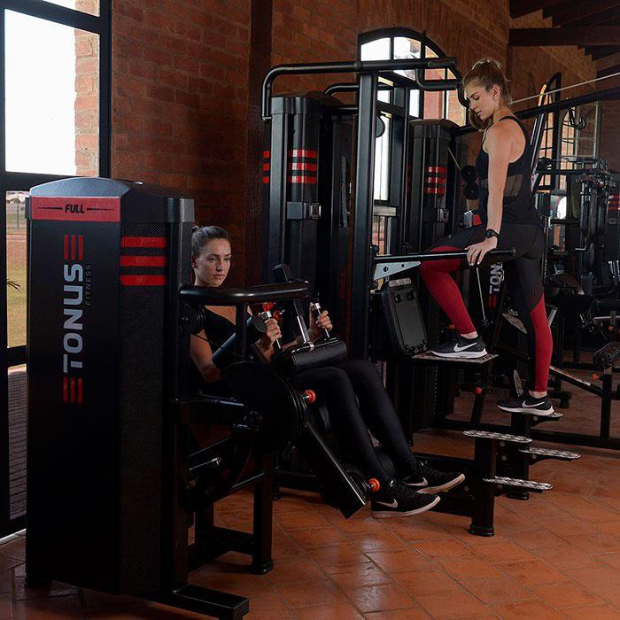 Locação de equipamentos para academia
