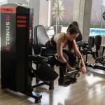 Aluguel de equipamentos de musculação