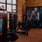 Empresa de equipamentos de academia