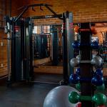 Equipamentos de musculação para condomínios
